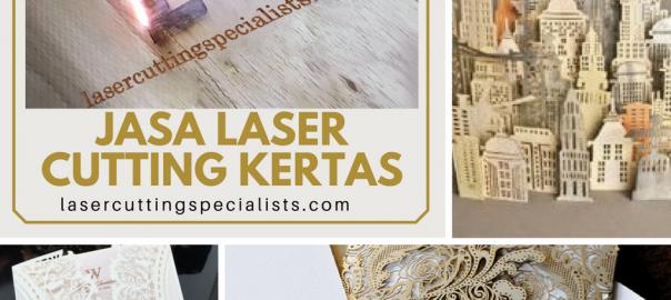 jasa laser cutting kertas