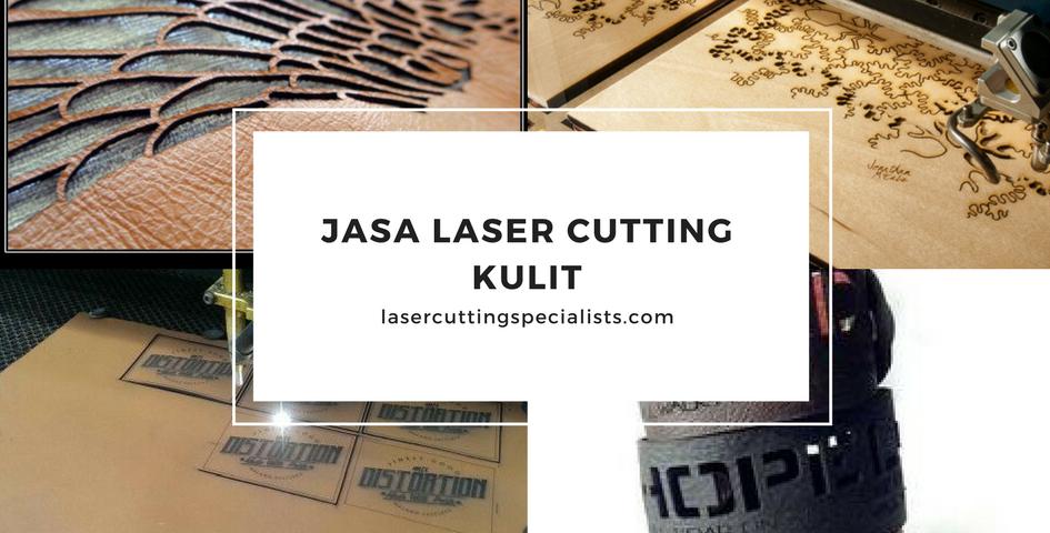 jasa laser cutting kulit