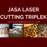Jasa Laser Cutting Triplek