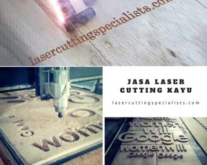 jasa laser cutting kayu